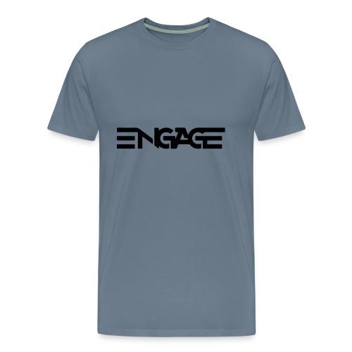 Engage-Logo-Vector - Men's Premium T-Shirt