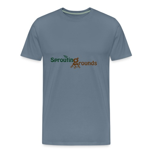 Sprouting Grounds 2016 - Men's Premium T-Shirt