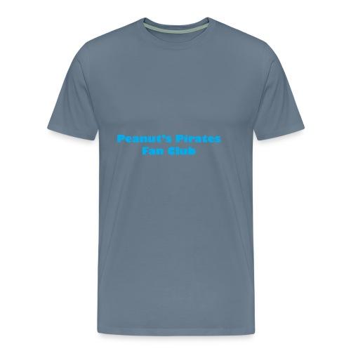 Peanut's Pirates Fan Club - Men's Premium T-Shirt