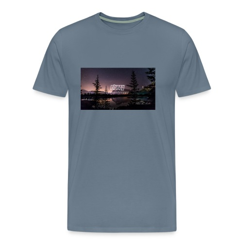 Fluffy's Designs - Men's Premium T-Shirt