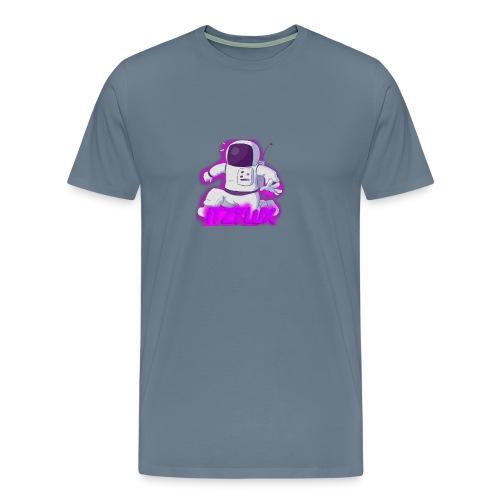 iTzFluX Brand Logo - Men's Premium T-Shirt