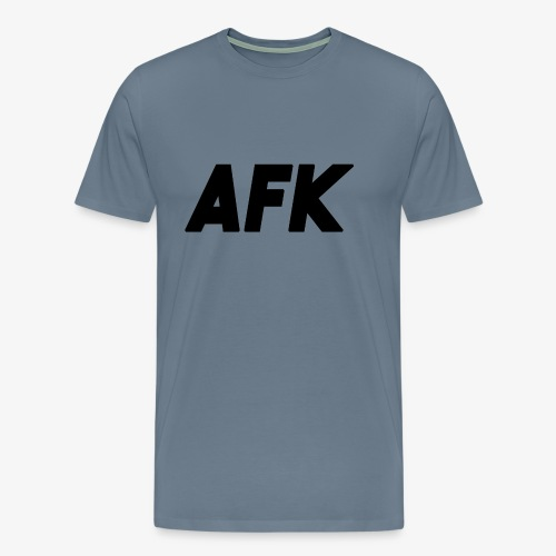 AFK - Away From Knowledge - Men's Premium T-Shirt