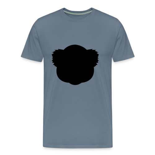 BlackKoalaLogo - Men's Premium T-Shirt