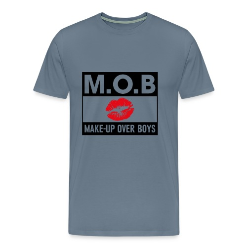Money over boys - Men's Premium T-Shirt