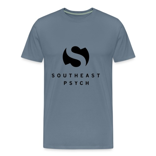 Southeast Psych Tall Mug Logo and Name - Men's Premium T-Shirt