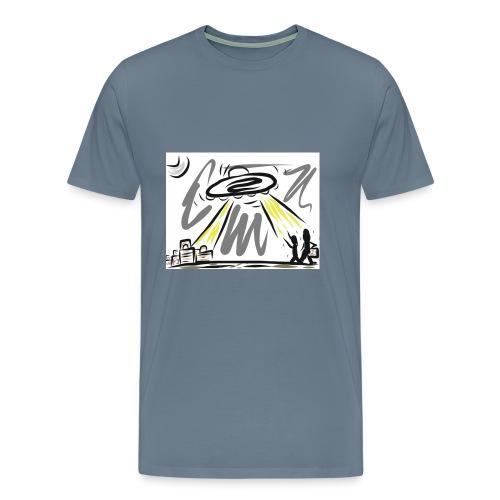 FullSizeRender_-1- - Men's Premium T-Shirt