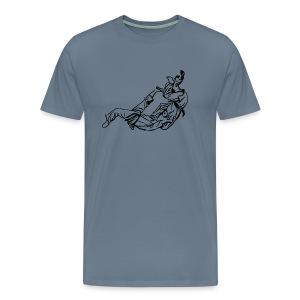 Jiu Jitsu / Judo - Men's Premium T-Shirt
