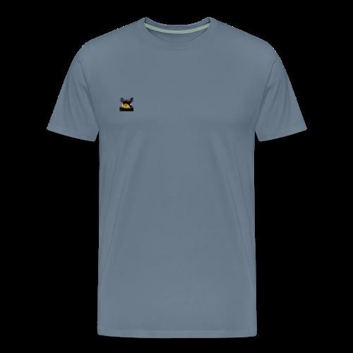 ecks de - Men's Premium T-Shirt