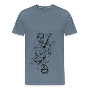Josh Goldberg Music - Men's Premium T-Shirt
