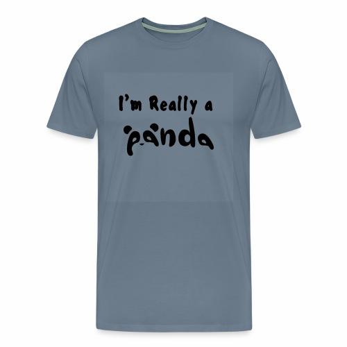panda1 - Men's Premium T-Shirt