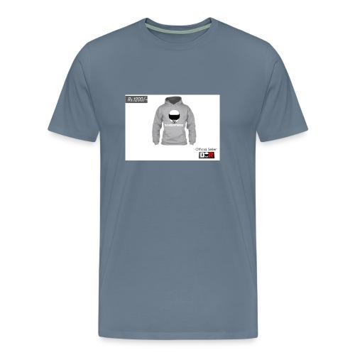 Winter Hoodie by DoseOfRide | Rs.1200/- - Men's Premium T-Shirt