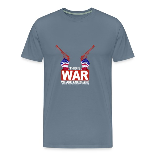 War USA - Men's Premium T-Shirt