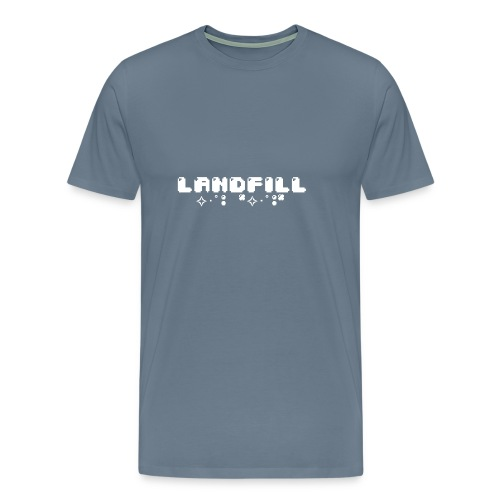 Landfill - Men's Premium T-Shirt