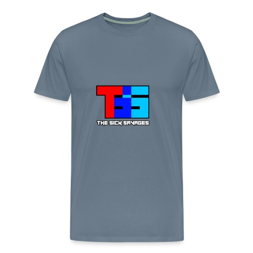 TSS Logo - Men's Premium T-Shirt