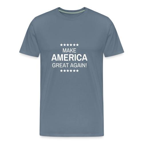 MAKE_AMERICA_GREAT_AGAIN - Men's Premium T-Shirt