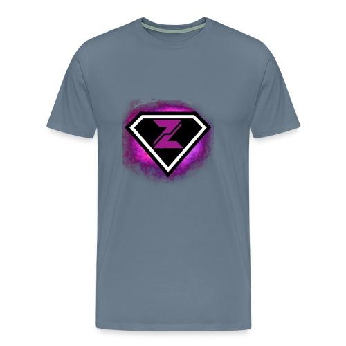Zyanite Logo - YouTube - Men's Premium T-Shirt
