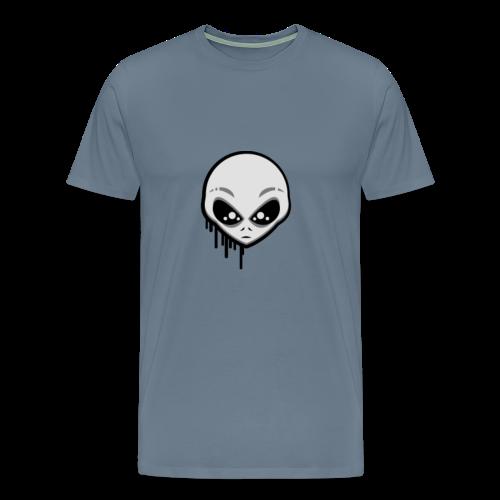 Martians From Mars Logo - Men's Premium T-Shirt