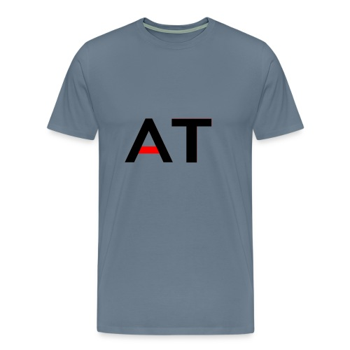 AdrenalineTech Logo Design - Men's Premium T-Shirt