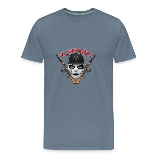 malaki logo - Men's Premium T-Shirt