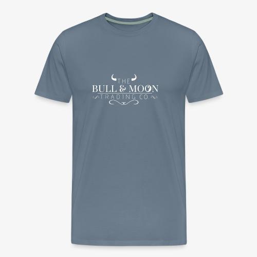 Official Bull & Moon T-Shirt - Men's Premium T-Shirt