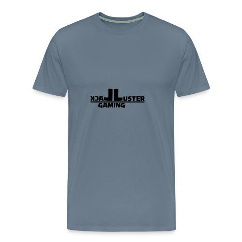 LackLuster Gaming Cut Logo - Men's Premium T-Shirt