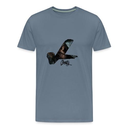Ghosty vL Official Logo - Men's Premium T-Shirt