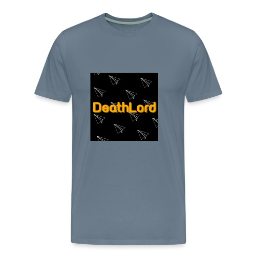 DeathLord Mug Limited Edtion - Men's Premium T-Shirt