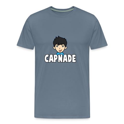 Basic Capnade's Products - Men's Premium T-Shirt