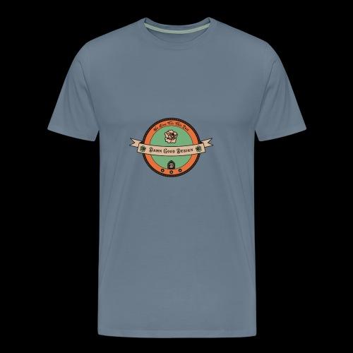 Damn Good Design - Men's Premium T-Shirt