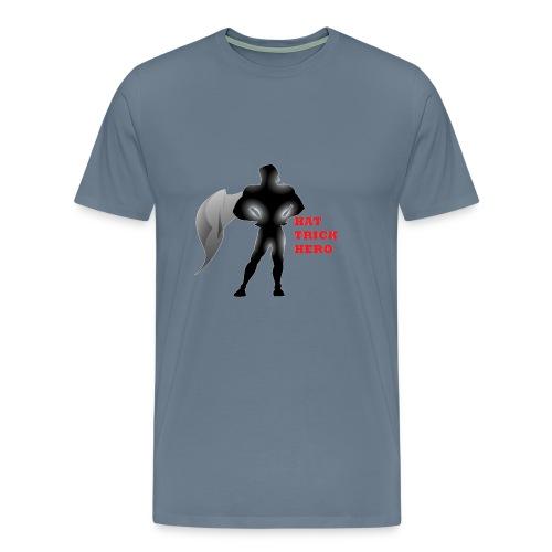 Hat Trick Hero - Men's Premium T-Shirt