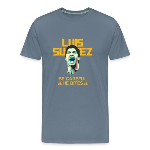 luis suarez - Men's Premium T-Shirt