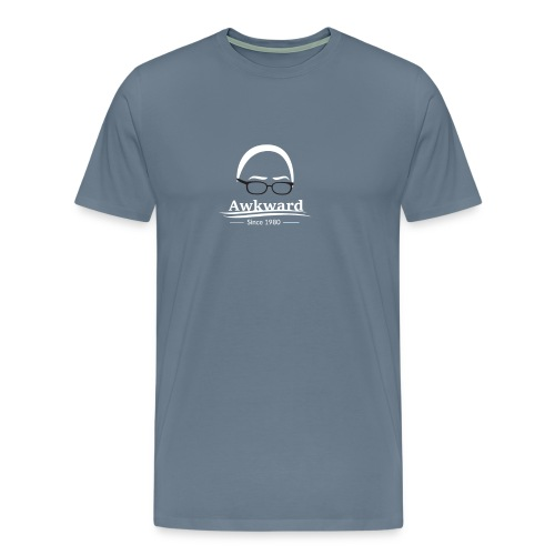 Awkward YouTube - Men's Premium T-Shirt