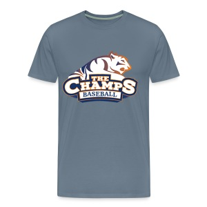 The Champs Team Logo - Men's Premium T-Shirt