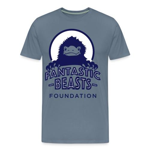 Fantastic Beasts Foundation Logo - Men's Premium T-Shirt