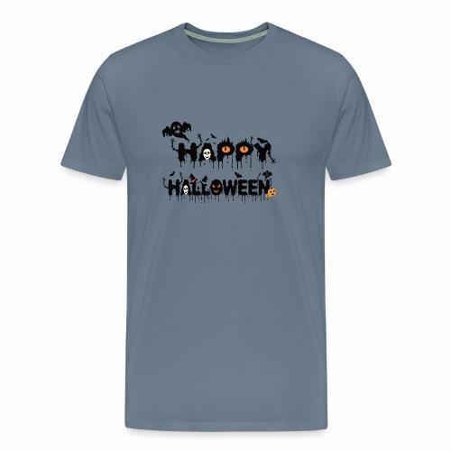 Happy Halloween T-shirt Halloween Costume Funny - Men's Premium T-Shirt