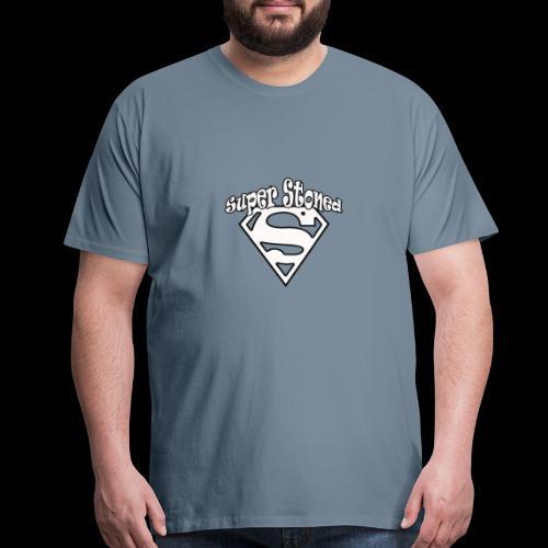 Super Stoned Funny Gift Idea for the family - Men's Premium T-Shirt