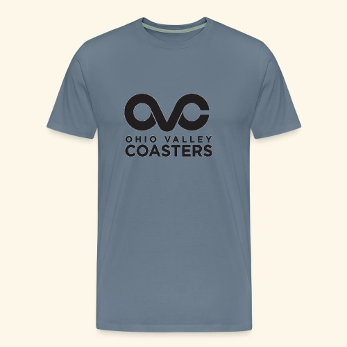 OVC Basic Logo - Men's Premium T-Shirt