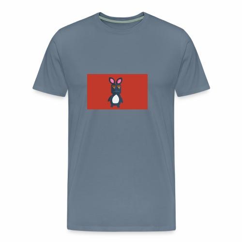 Flat Monster - Men's Premium T-Shirt