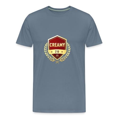 CREAMY210 Original FUT Champions Logo - Men's Premium T-Shirt