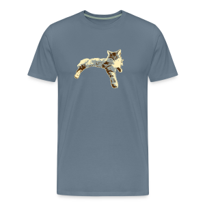 Sassy Cat - Men's Premium T-Shirt