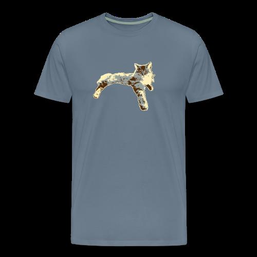 Sassy Cat - Men's Premium T-Shirt