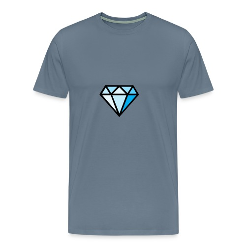 Diamond dino clothes - Men's Premium T-Shirt