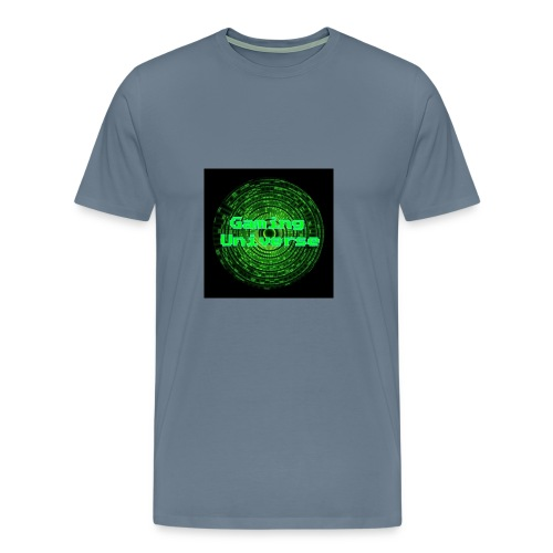 TheGamingUniverse MERCH - Men's Premium T-Shirt