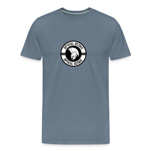 Optical Octave Logo - Men's Premium T-Shirt