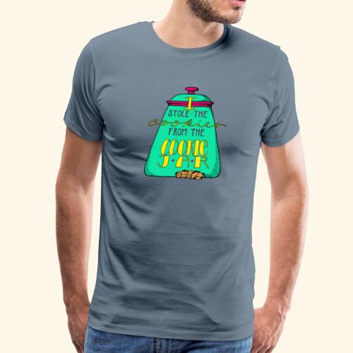 I Stole the Cookies From the Cookie Jar - Men's Premium T-Shirt