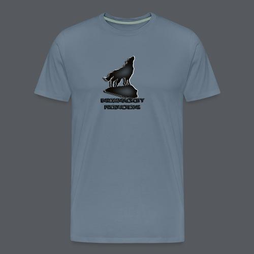 Wolf Clear - Men's Premium T-Shirt