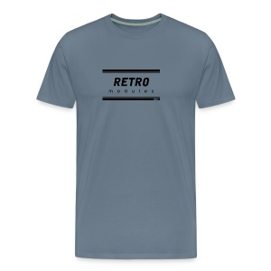 Retro Modules - Men's Premium T-Shirt