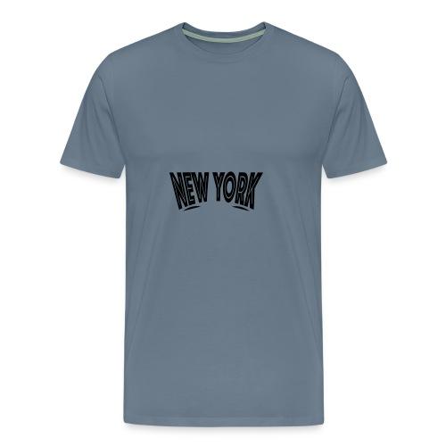 New York Looking - Men's Premium T-Shirt