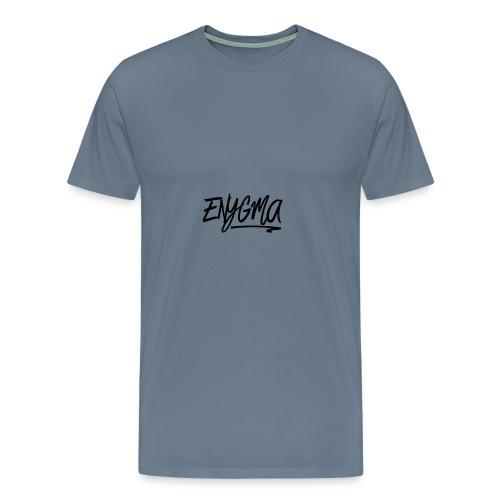 Enygma Black Original - Men's Premium T-Shirt