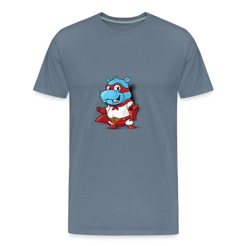 HippoPlays Official Merch - Men's Premium T-Shirt